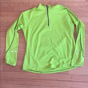 Nike running dry fit pullover